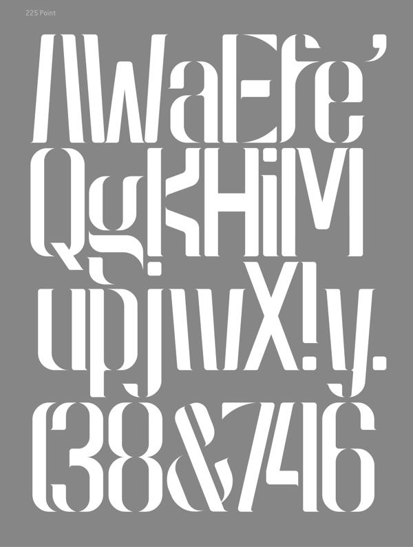 Kong font