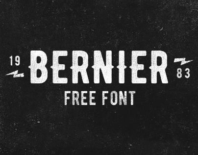 BERNIER font