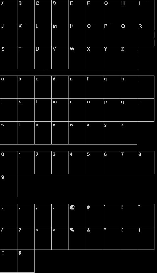 Hoenix2 font