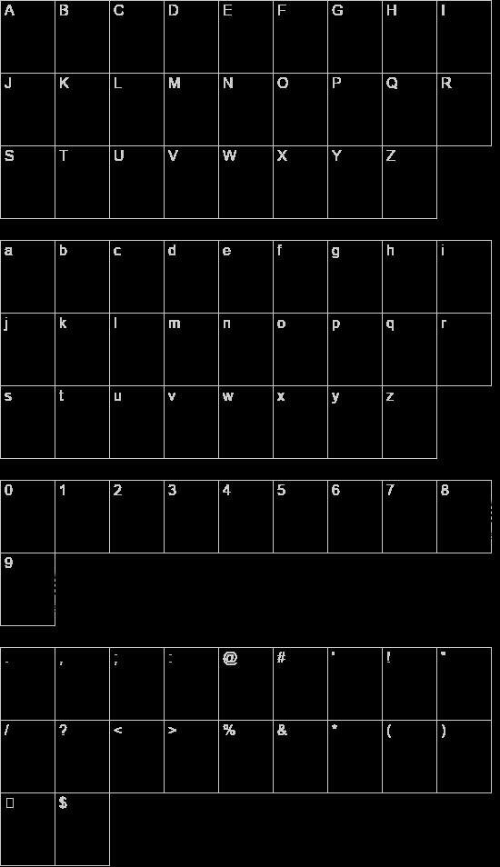 Ledare font