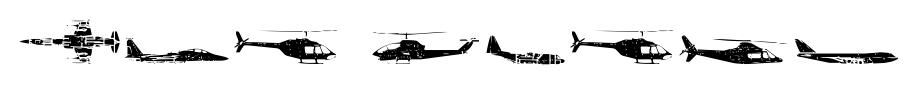 Air Force font