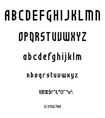 Not Sure If Weird Or Just Regular font