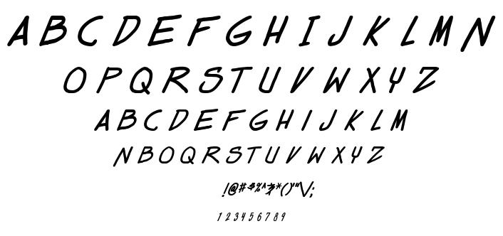 Dealspinner TBS font