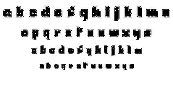 fresh mint font