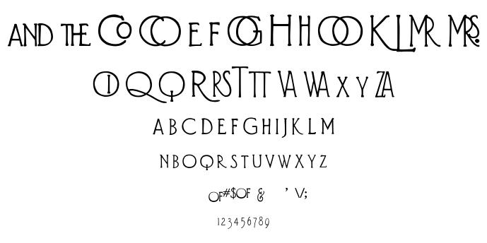 Diehlda font