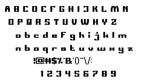 GREAT HEART font