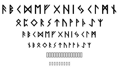 Floki font