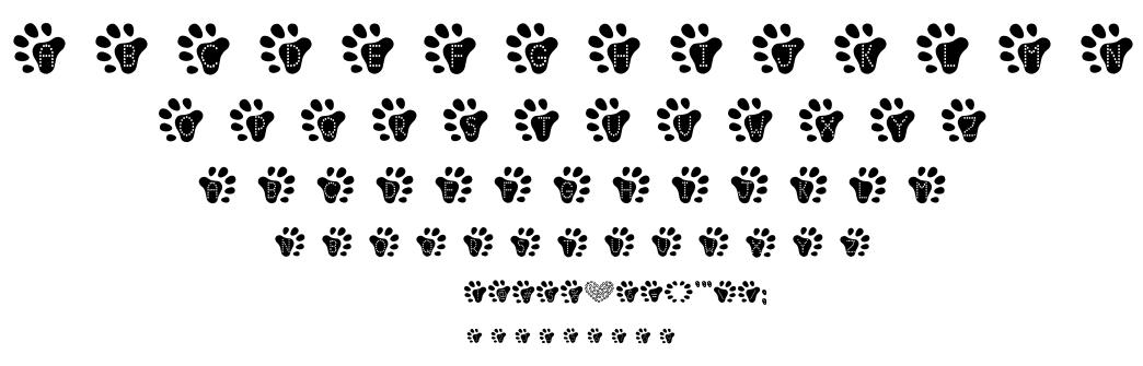 Bear Faced font