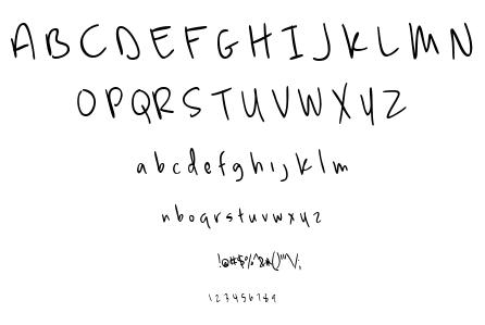 Mckenna font