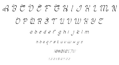 Charming Prince font