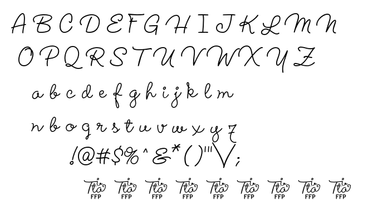 Lucemita font