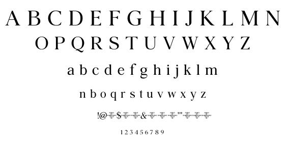 Agatho font