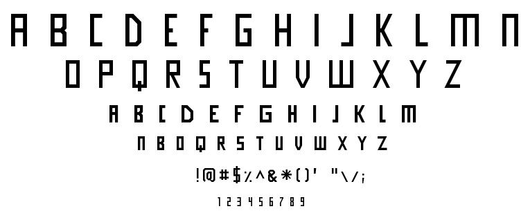 Imagine Slim Extra font