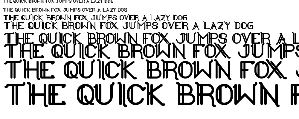 The Greatest High font