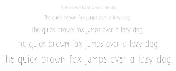 Dilem Handwritten font