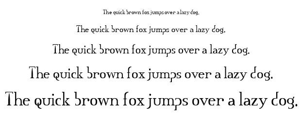 Mississa font