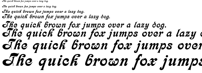 Artridg font