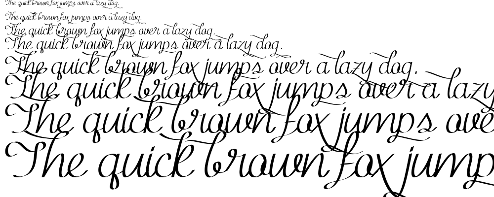 Mf Kind & Witty font