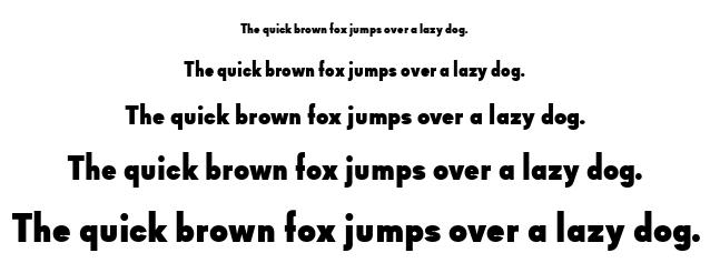 Goldbill XS font